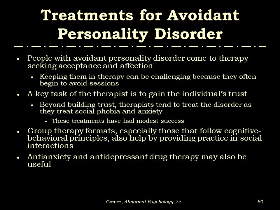 Essay questions on personality disorders