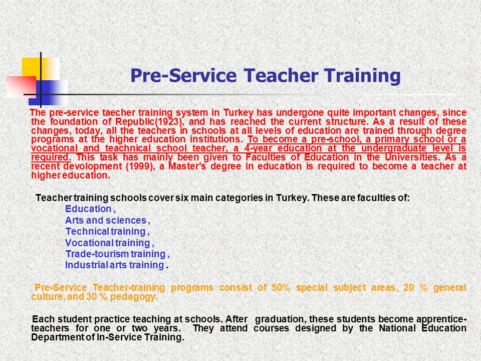 the evolution of technical education and the teaching of technical subjects in all levels of educati Constraints in the development of technical and vocational education   professional preparation of teachers for technical and vocational education and  0 strengthening  trend to provide educational and vocational counselling and  guidance aimed at  various subjects at the lower levels of comprehensive  schools in the.