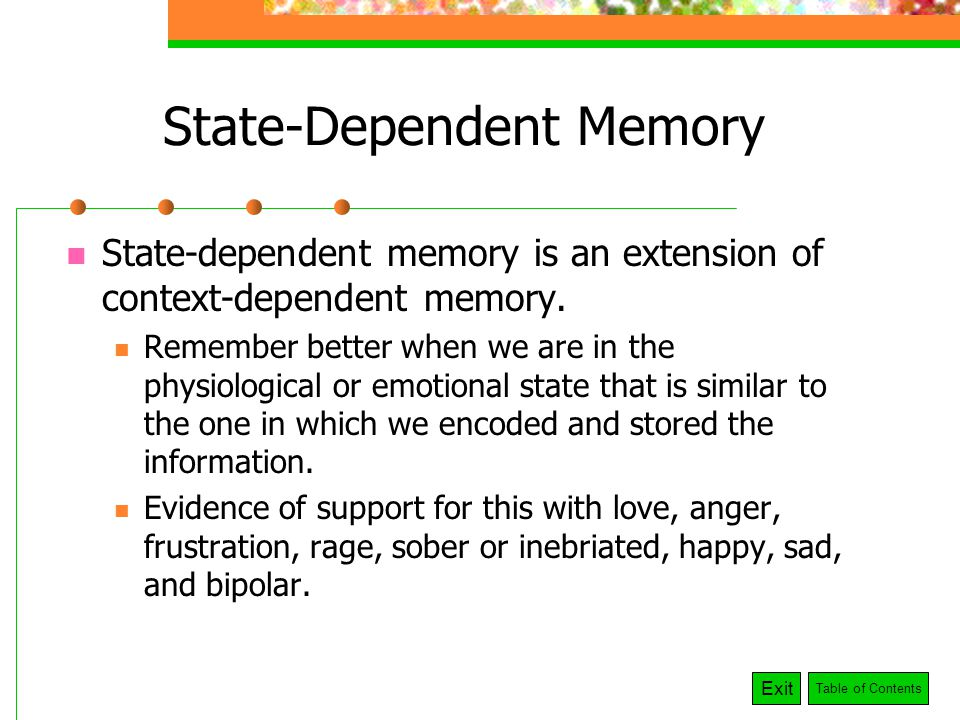 Memory Remembrance Of Things Past And Future Ppt Video Online