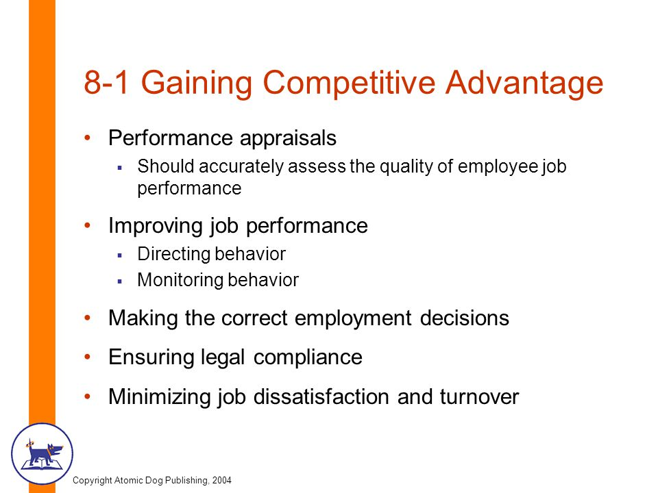 8-1 Gaining Competitive Advantage