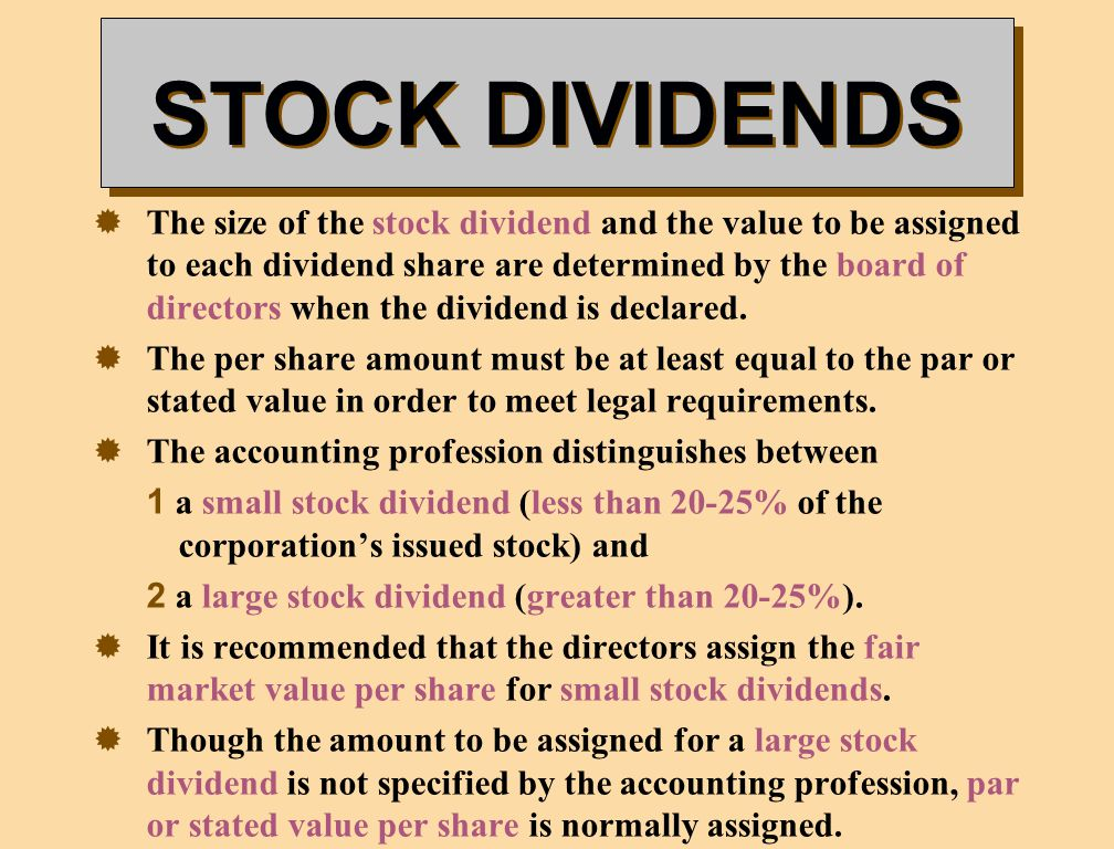 Stock options issued below market value