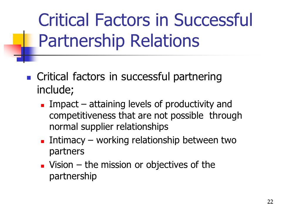 critical factors that determine the successful 2013-5-7  these 5 factors make the difference between constant improvement and  5 factors for success total: 161 share  it doesn't have the.