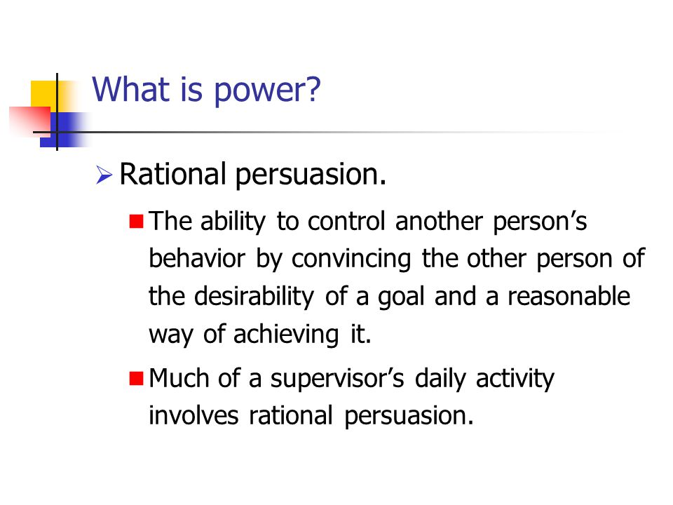 the effects of power on rational behavior All these changes are essential for the development of coordinated thought, action, and behavior changing brains mean that adolescents act differently from adults.