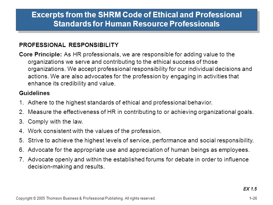 ethical standards for human service professionals • • • • • • personal values and ethical standards • • xxxxxx • instructor: xxxxx • professional ethics, and legal issues in human services • xxxx comment on the developmental aspect of your personal values and ethics rather than on a particular position on any issue do this by defining your values, the sources (people.