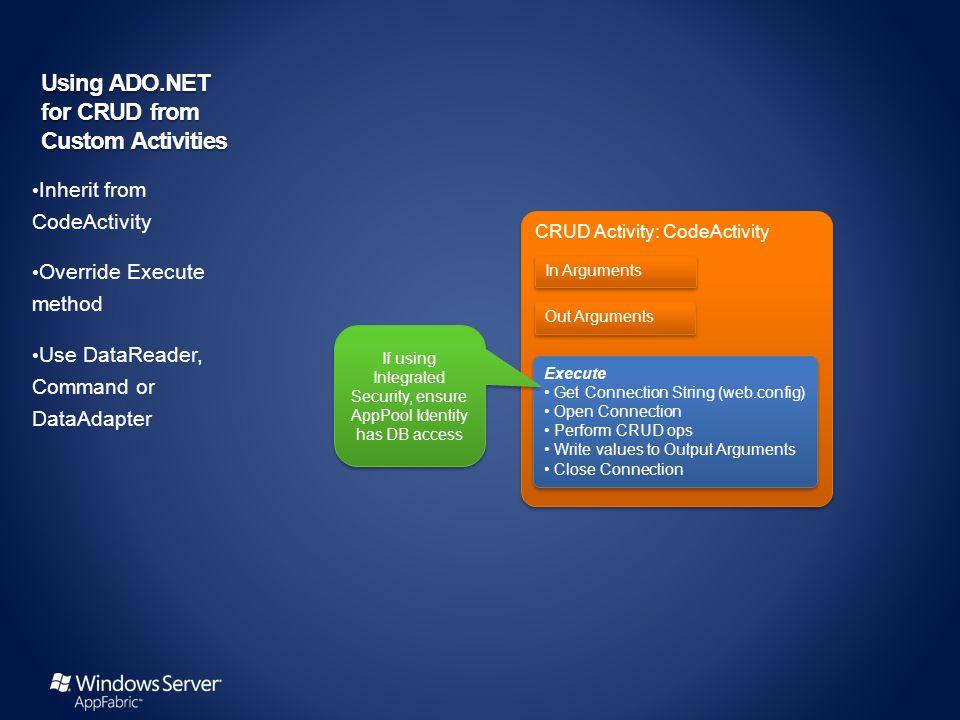 Activities Connection Website