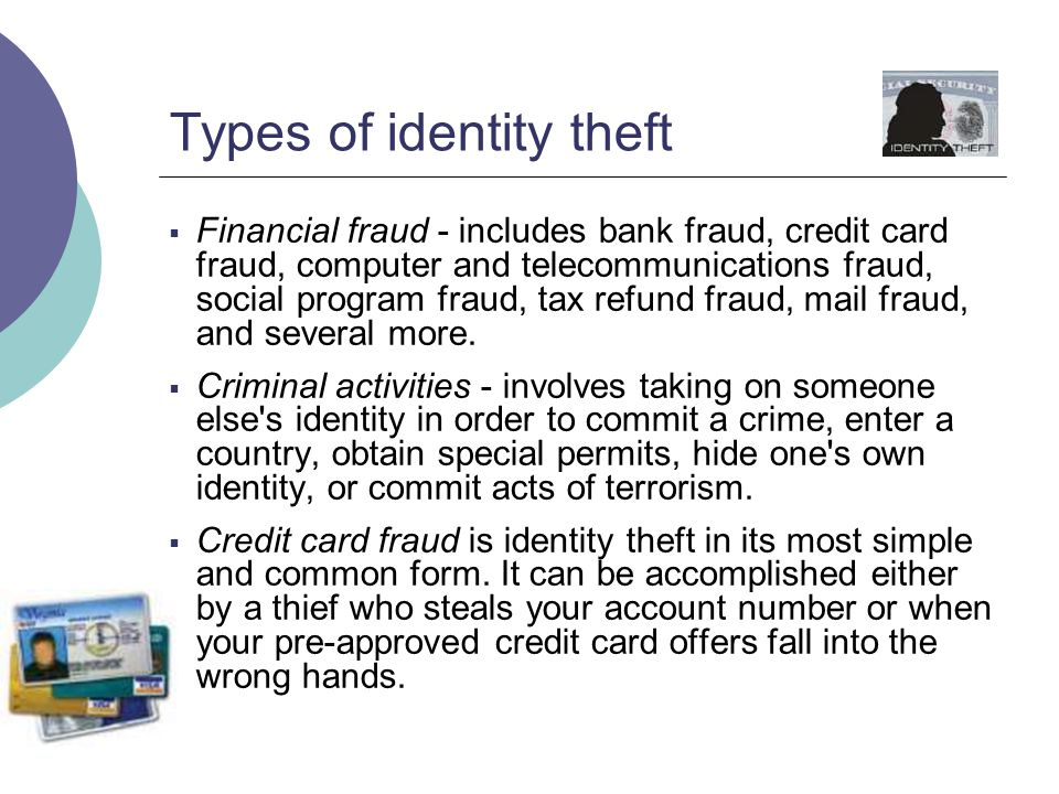 computer crime credit card fraud essay Their real cards, so they don't know a crime has occurred the cards appear legitimate 8 credit card fraud training manual credit card fraud training manual 9 your computer would be able to sign on automatically and.