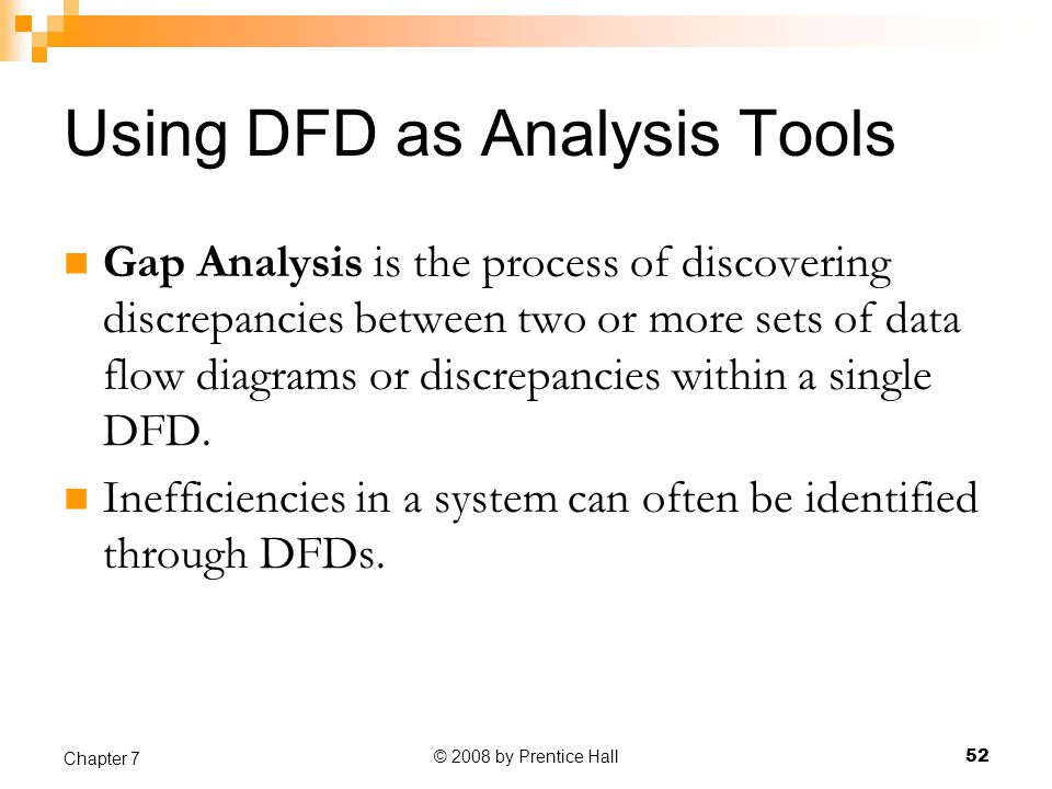 using dfd as analysis tools - Dfd Tools