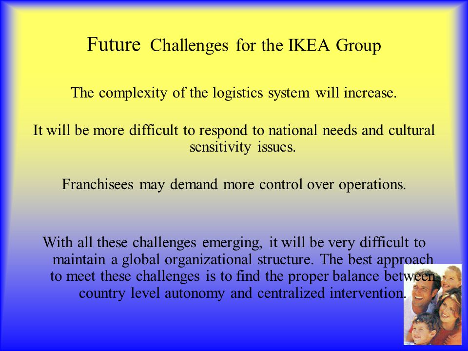 Operations management challenges in the future