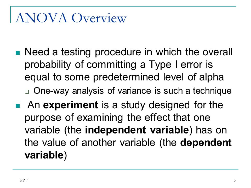 an introduction to the analysis of testing Introduction developments in the field of statistical data analysis often parallel or follow advancements in other fields to which statistical methods are fruitfully applied.