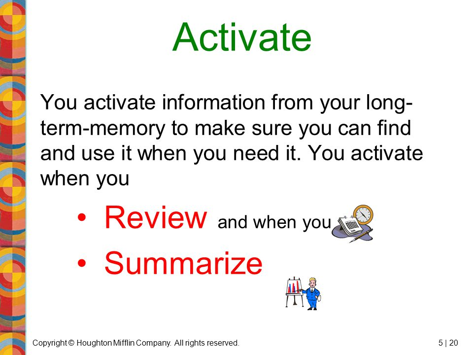 Activate Review and when you Summarize