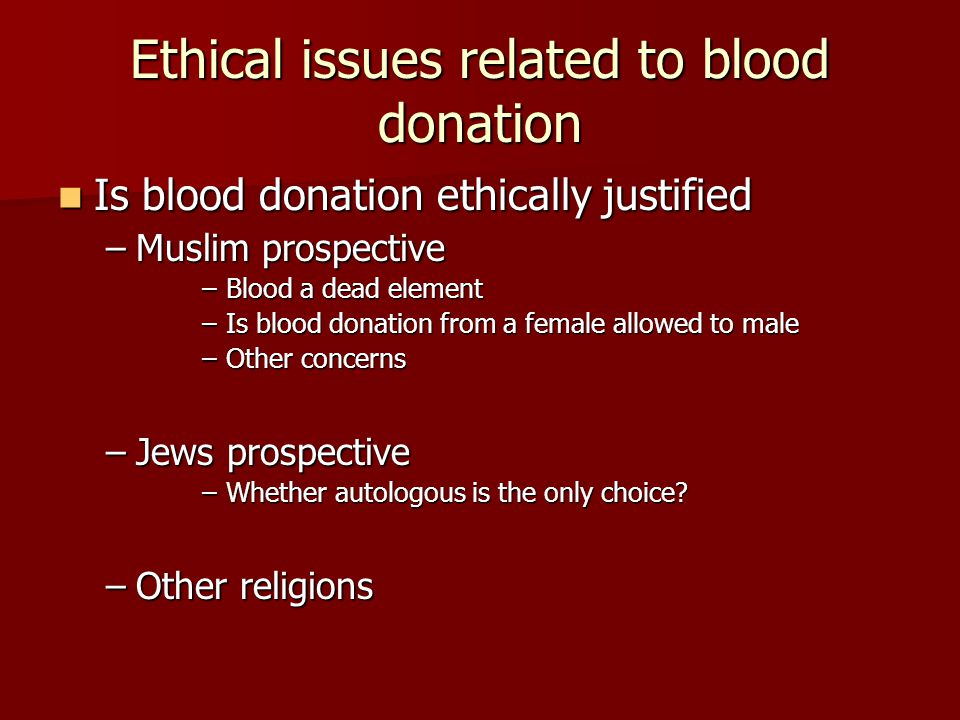 Ethical dilemma in blood diamond