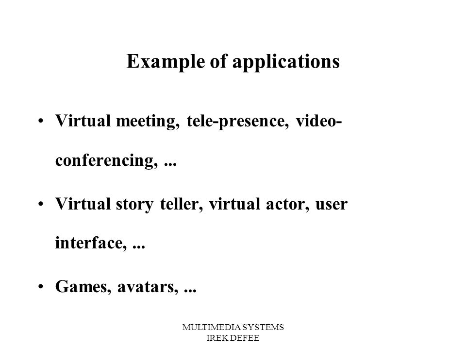 virtual meeting scenario multimedia Simulation in the internet age: the place of web-based simulation in nursing education an integrative review.