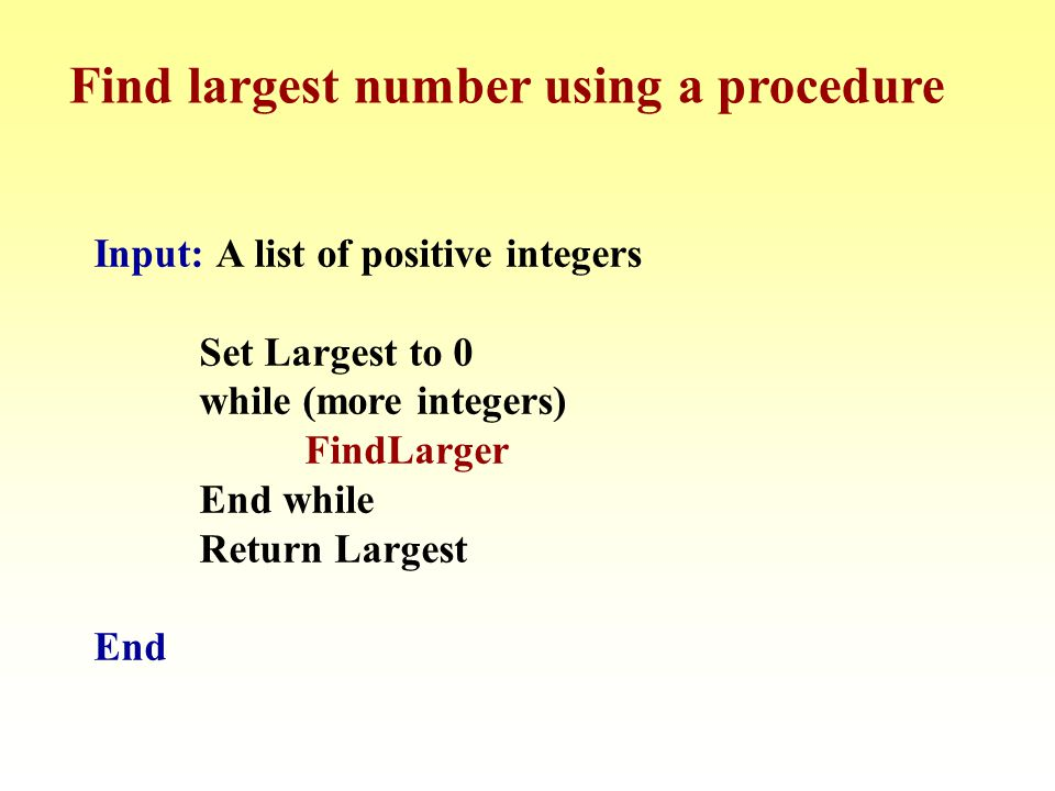 how to return largest even number from a list
