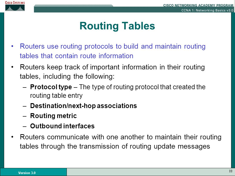 Routing Fundamentals And Subnetting Ppt Video Online Download
