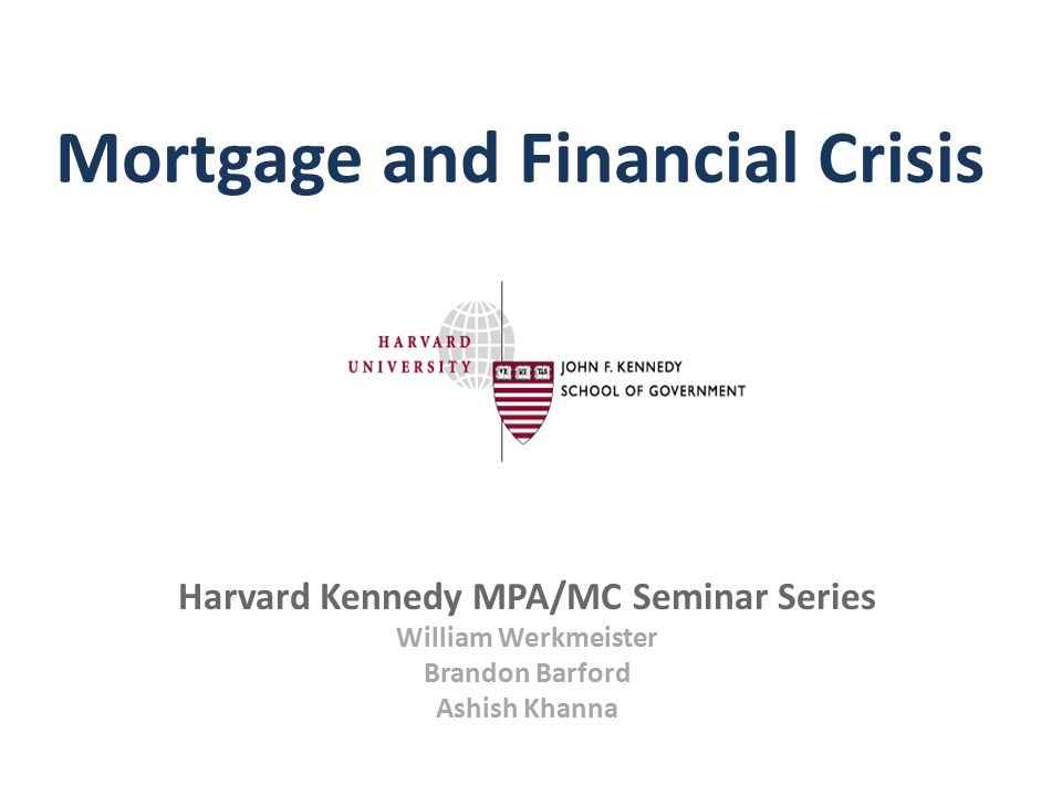 harvard thesis financial crisis The european financial crisis - analysis and a novel intervention 1 the european union is a group of countries with outstanding natural resources, human resources.