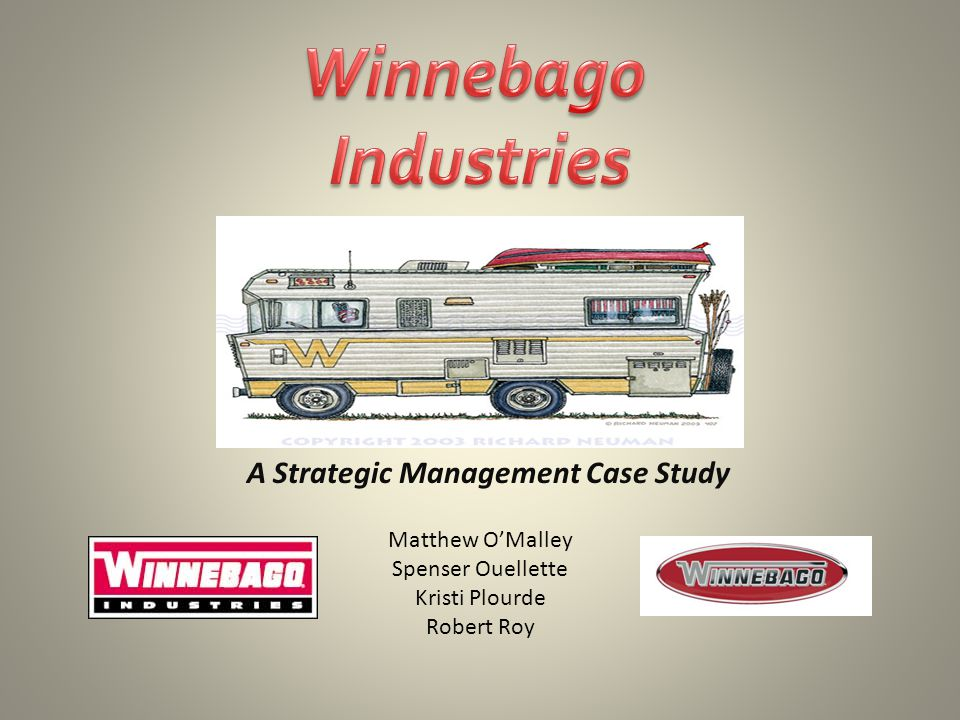 winnebago industries swot analysis A swot analysis helps identify strengths, weaknesses,  analysis will keep you  from losing touch with your business, customers, and industry.