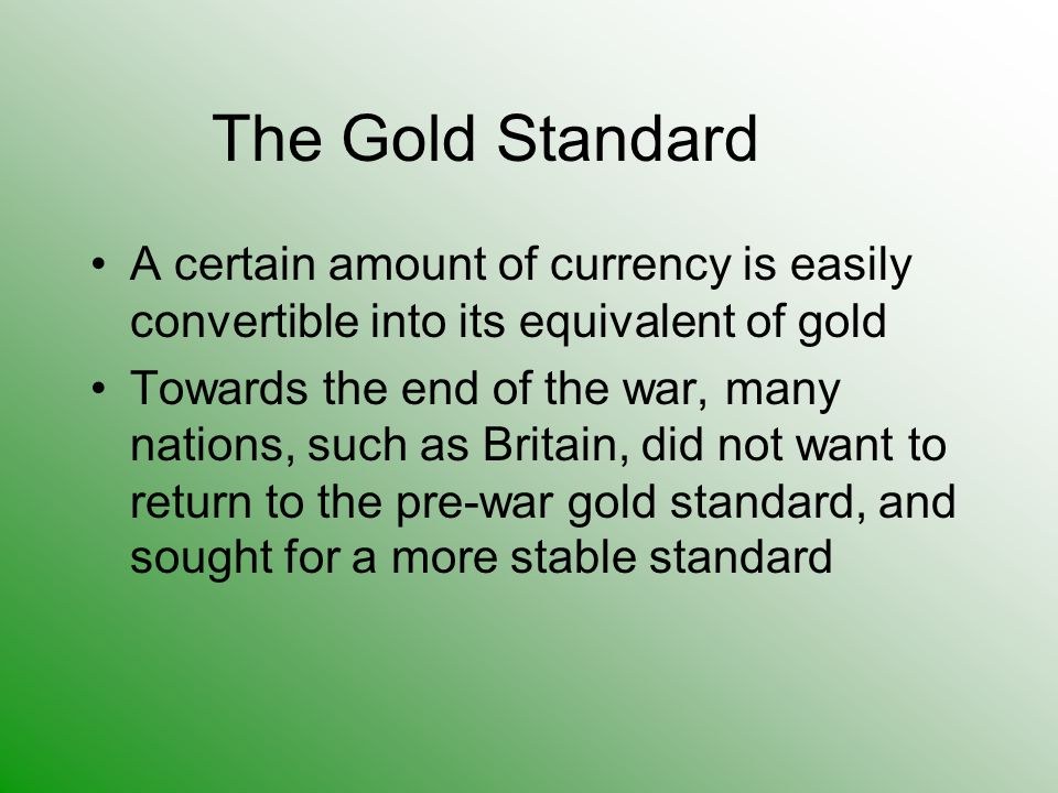 why did the bretton woods system The collapse of the bretton woods system did not generate a chaos as did the collapse of the international gold standard in the 1930s significance: the.