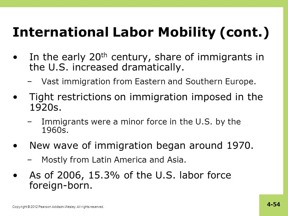 Mobility of Labour: Meaning, Importance and Factors Hampering It