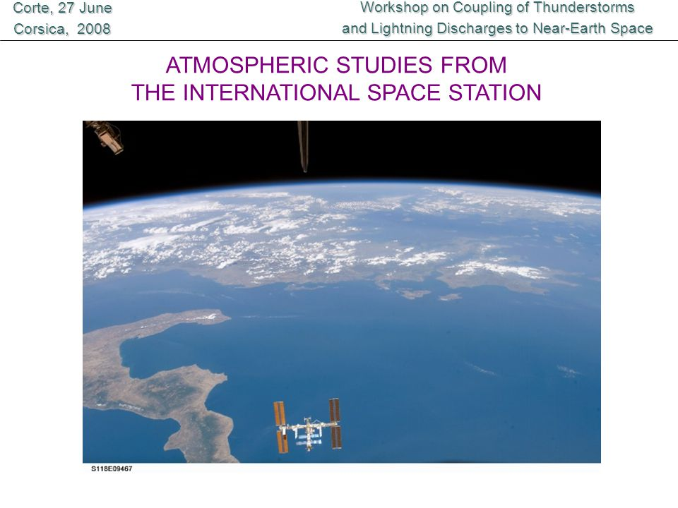 a study on the international space station The international space station is a one-of-a-kind platform for microgravity  research and is uniting space, science, and industry in new discoveries,  technology.