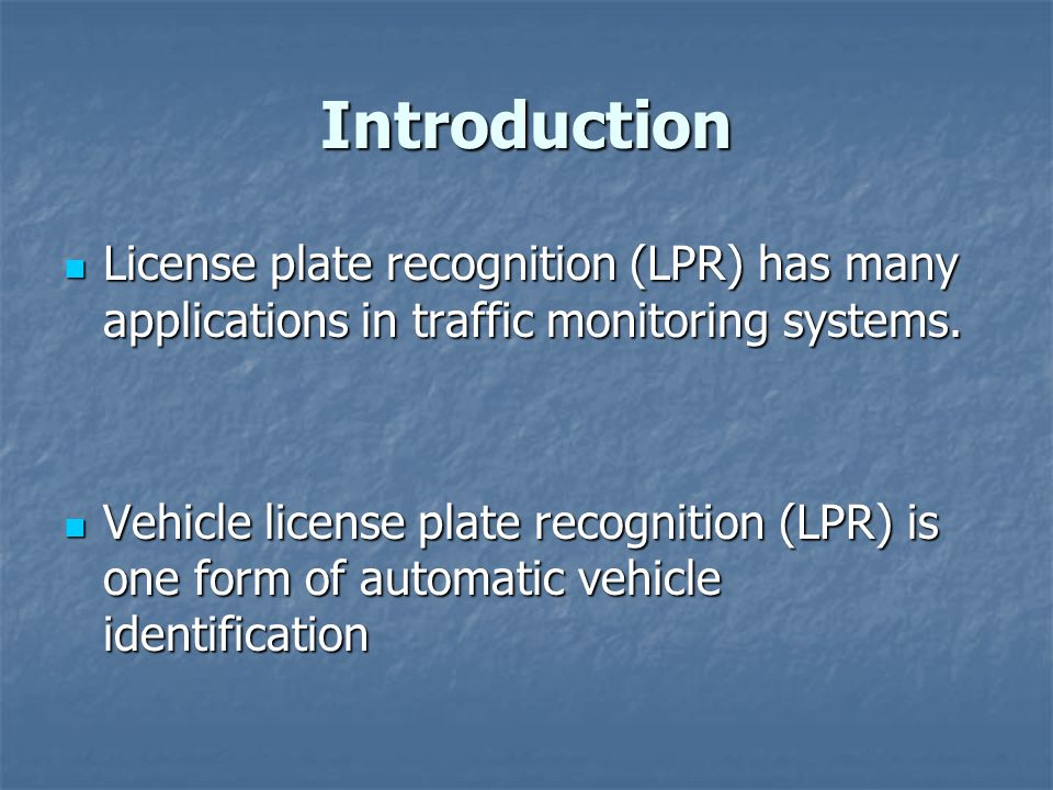An Approach to Korean License Plate Recognition Based on Vertical ...