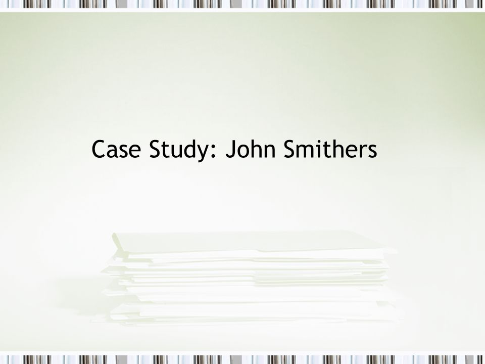 John Smithers at Sigtek Case Solution and Analysis, HBS ...
