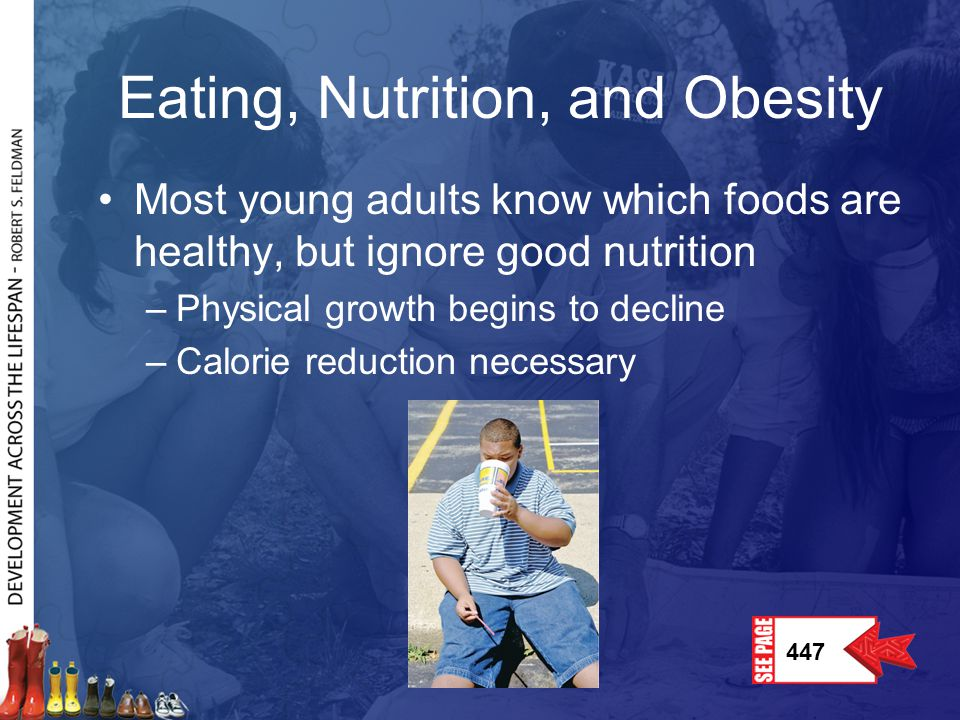 Eating, Nutrition, and Obesity