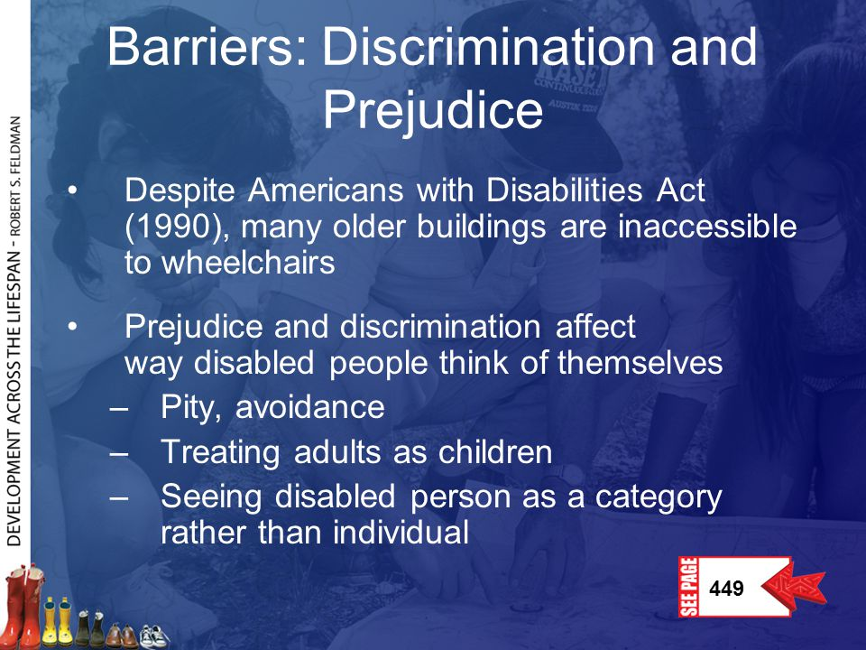 Barriers: Discrimination and Prejudice