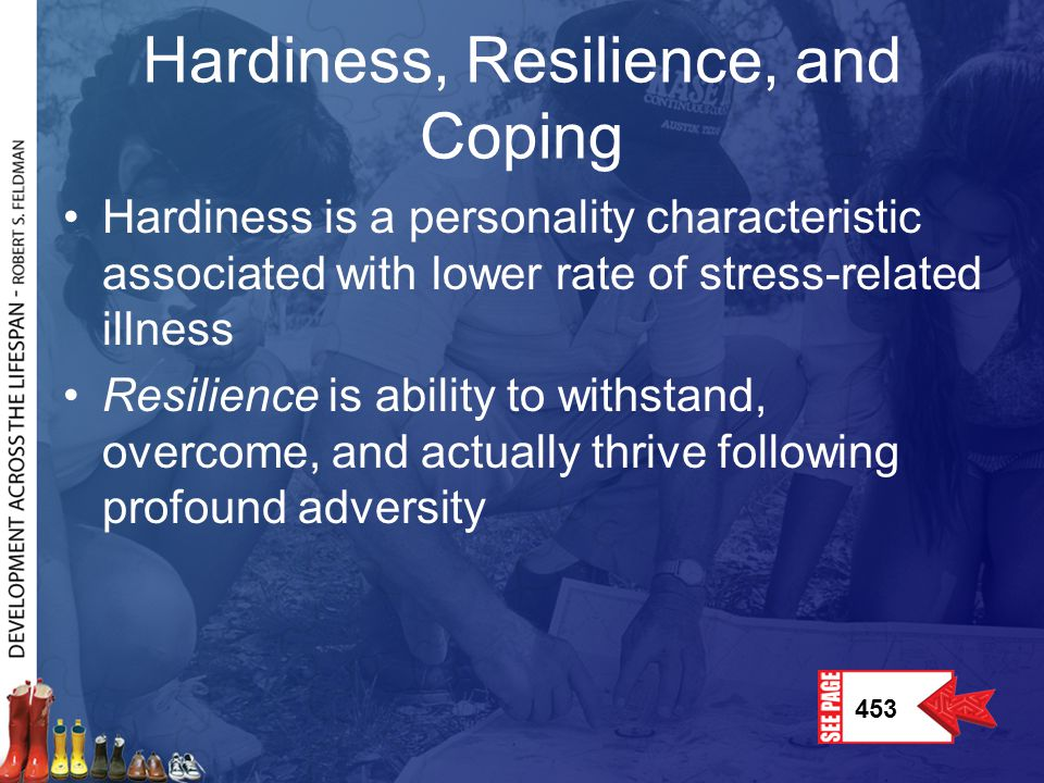 Hardiness, Resilience, and Coping