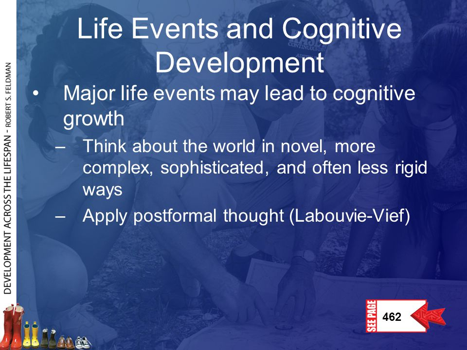 Life Events and Cognitive Development