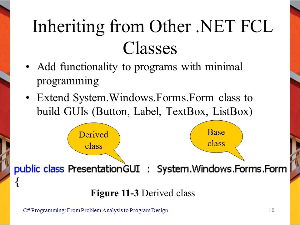 define object and class relationship properties constructors