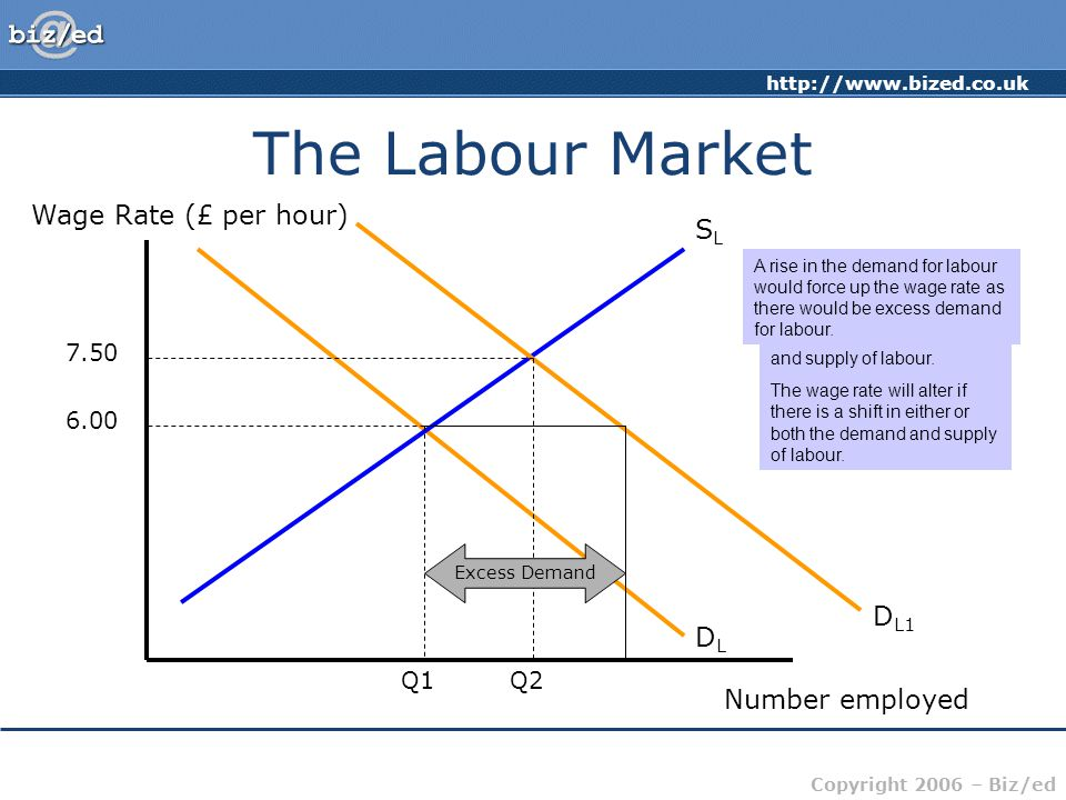 Chapter Unemployment and the Labor Market