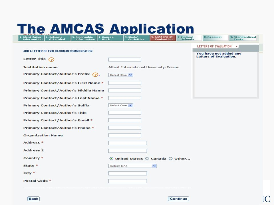 does the common application require letters of recommendation The common letter of recommendation (lor) explore this section reach & recruit candidates market your program on mbacom one of the biggest pain points for applicants in the mba.