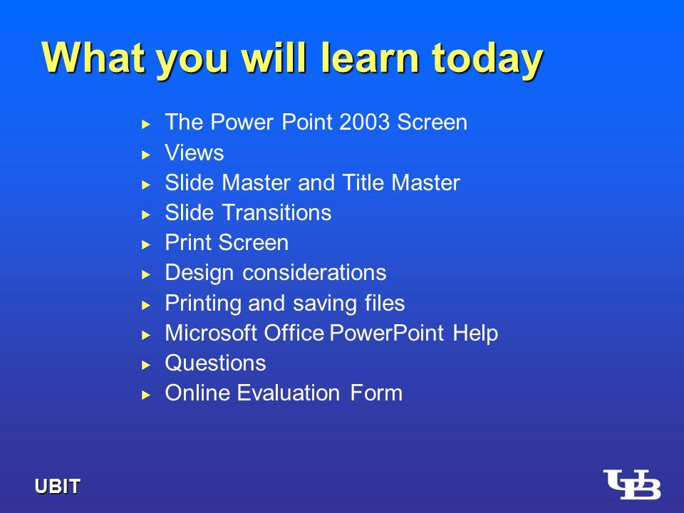 power point slide theme