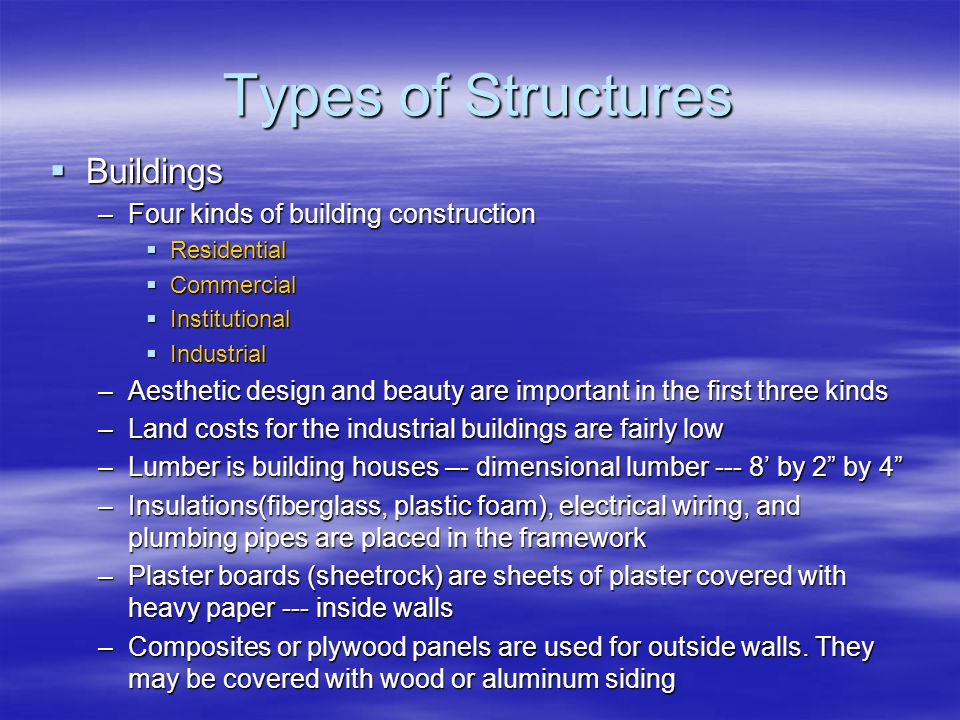 Construction ppt download for Building construction types for insurance