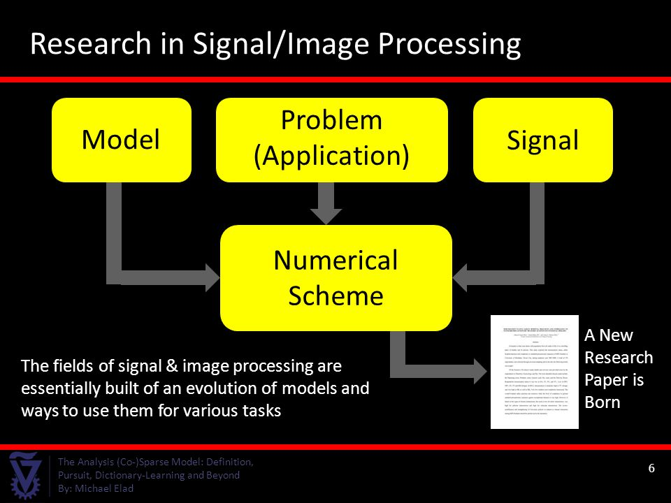 digital image processing recent research papers Real-time image and video processing applications including digital image and video processing papers the image and video processing research.
