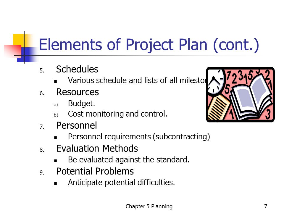 Chapter  Project Planning  Ppt Video Online Download