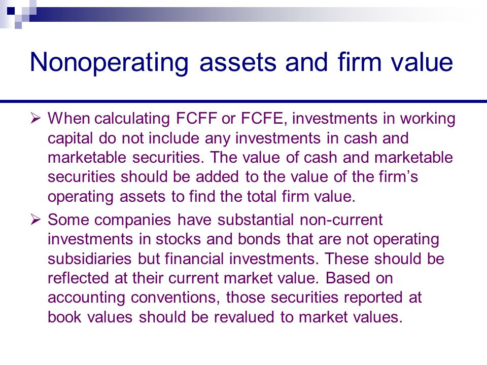 how to find market value of fixed assets