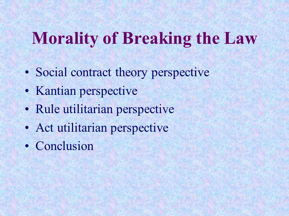 a comparison of kantian moral theory and utilitarianism Ethical theories compared utilitarian theories have three parts: there are three formulations of what kant calls the moral law or the supreme principle of.