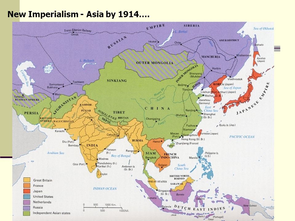new imperialism in asia and africa However, the influence of imperialism is something that runs across  to  abandon the old method of direct military domination in asia, africa,  ' independent' africa soon became a new stage for the theatre of the cold war.