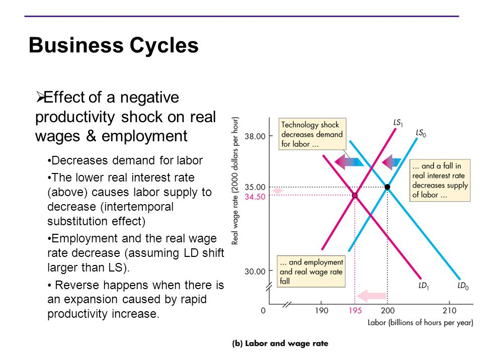 effects of business cycles The effect of regional factors on a country's business cycle depends on how regions are defined.