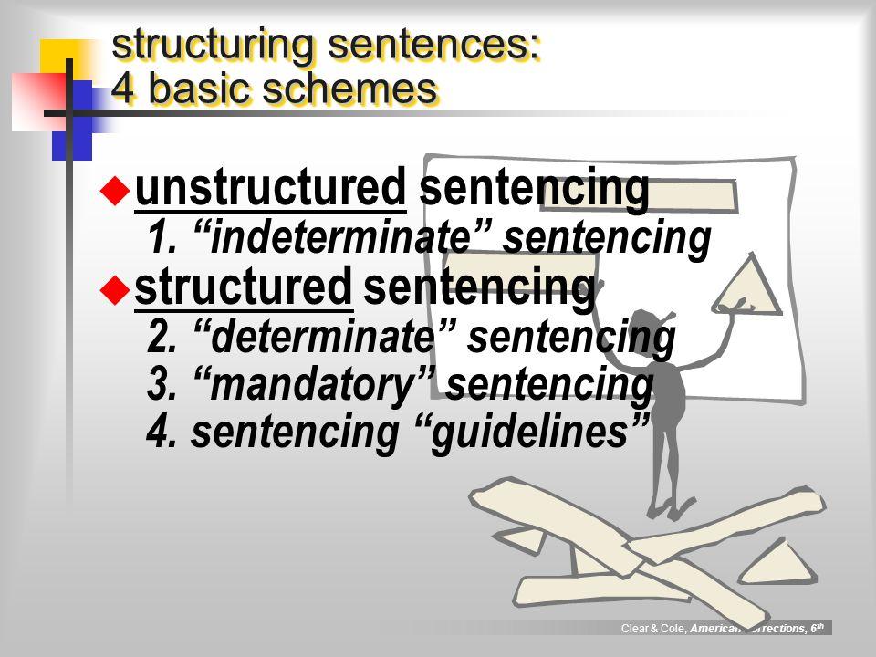 Determinate And Indeterminate Sentencing Determinate And Indeterminate  Sentencing Determinate And Indeterminate Sentencing ...