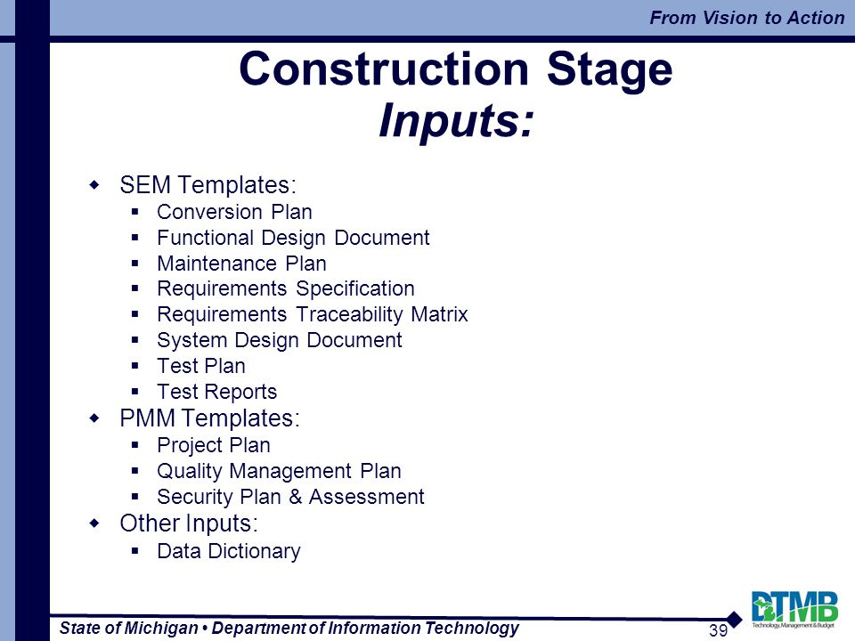 Suite systems engineering methodology sem ppt download 39 construction stage inputs sem templates conversion plan functional design document pronofoot35fo Image collections