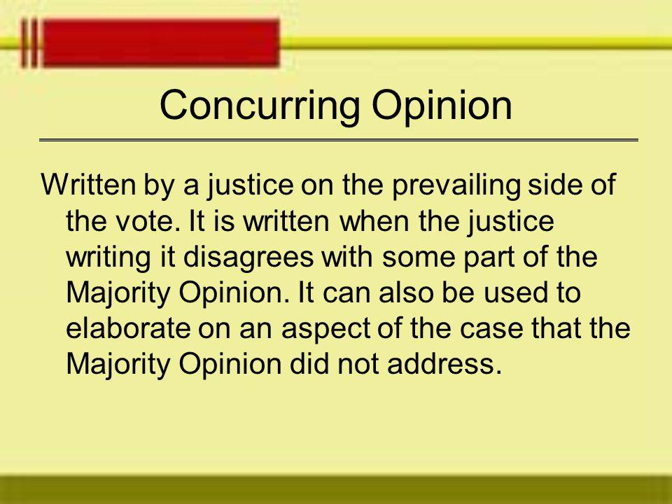 legal opinion définition