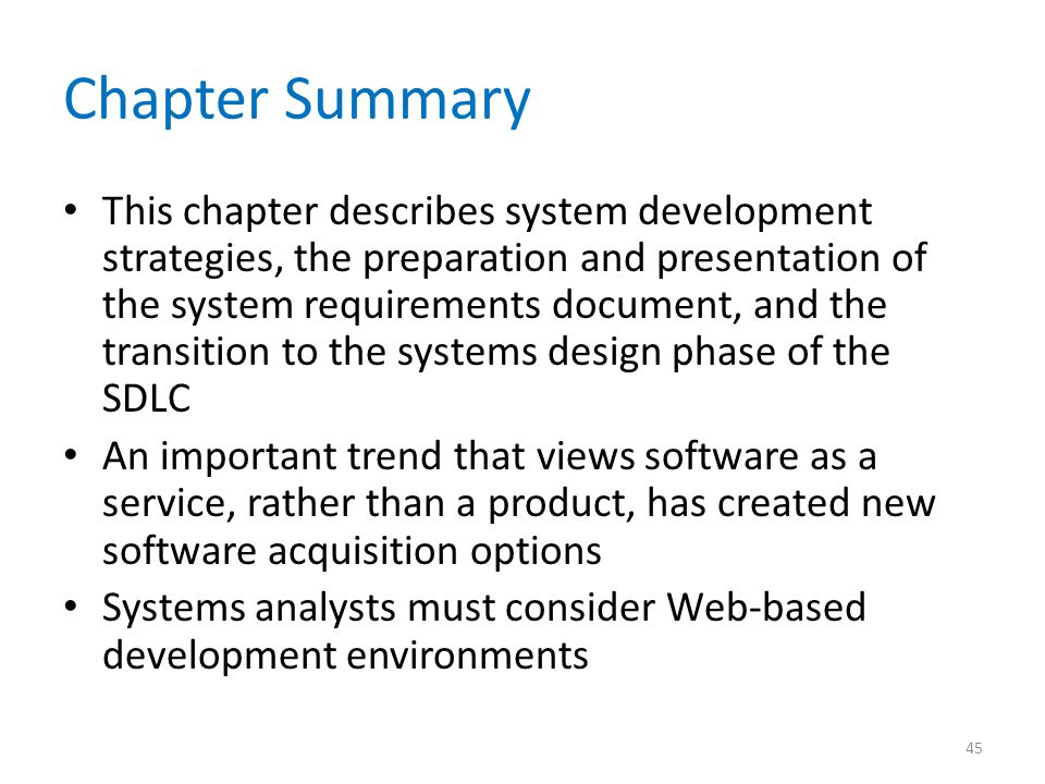 system analysis and design 9th edition pdf