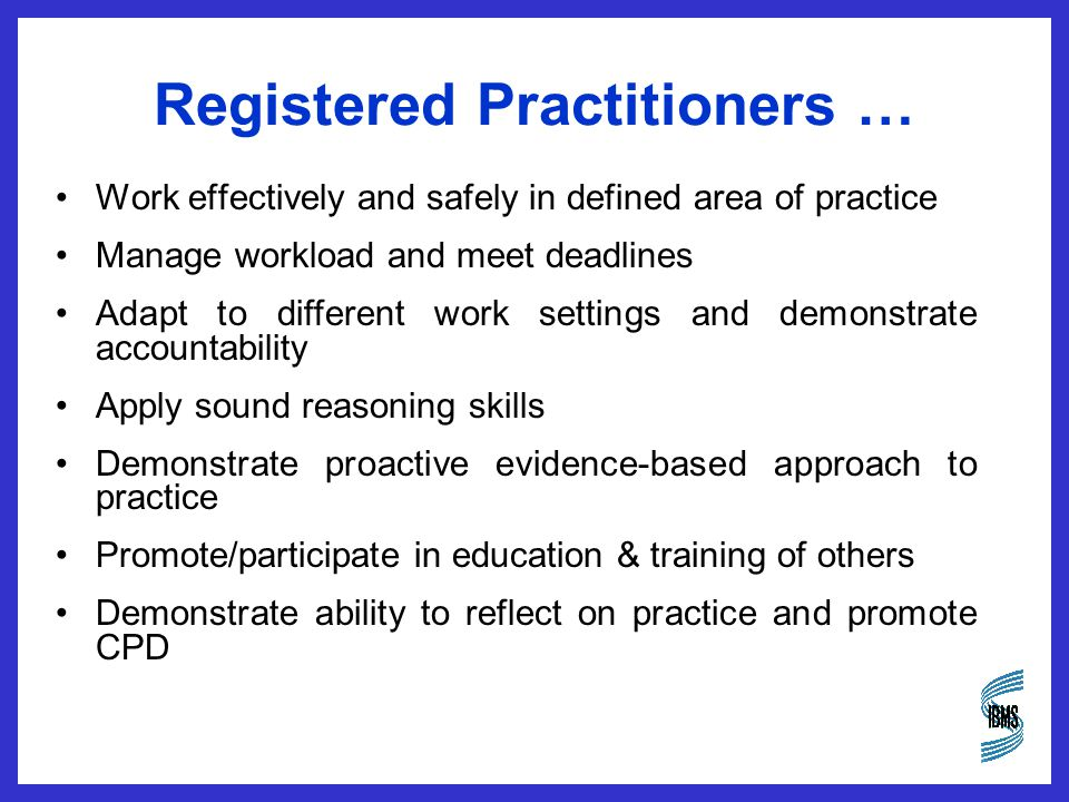 demonstrate the ability to reflect on practice essay The guide includes many examples in each recommendation to demonstrate the  concepts dis- cussed  ning instruction to support the development of writing  skills among students in grades 6–12 in  use a model-practice-reflect  instructional cycle to teach  adapting a persuasive writing strategy when writing  essays.