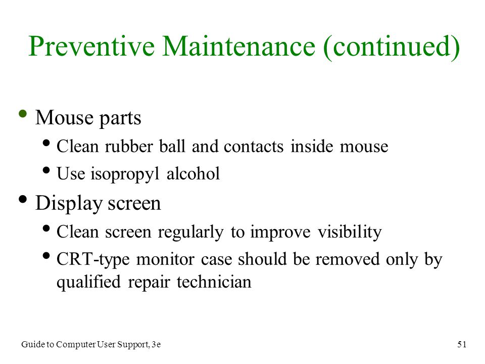 Chapter 13 Computer Facilities Management Ppt Video