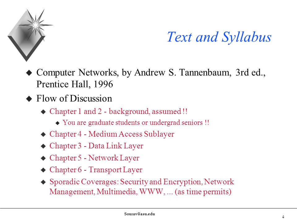 theory of computer networking pdf