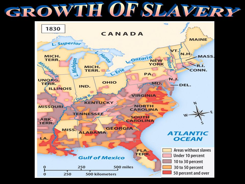 growth of slavery The demographic experience of african slaves during the colonial period --  arrivals and population growth -- has been pieced together by scholars from a  wide if.