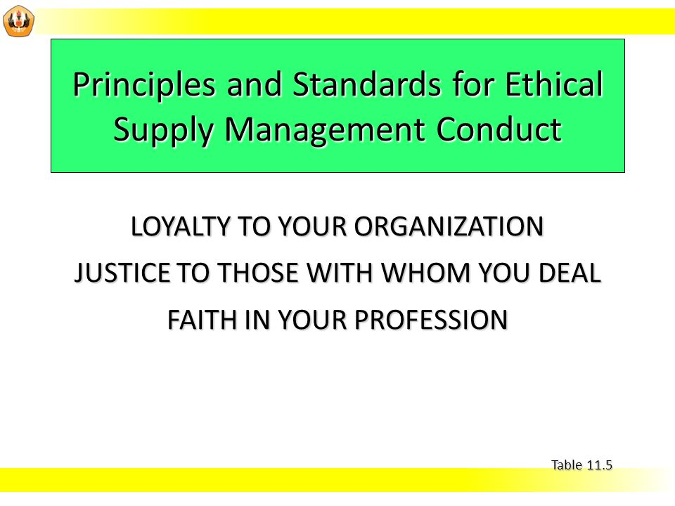 ethics in supply chain management Affecting and accepting responsibility printer-friendly version (pdf, 44 kb) code of ethics update faqs preface as a professional body, the supply chain management association (scma) has a duty to provide guidance to its affiliated institutes/corporation and their members on the standards.