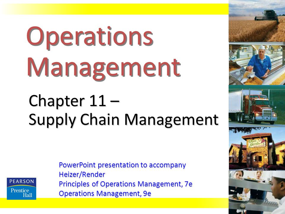 Operations Management Dissertation Topics